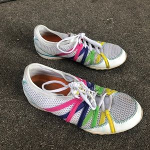 Multicolored Gym Shoes